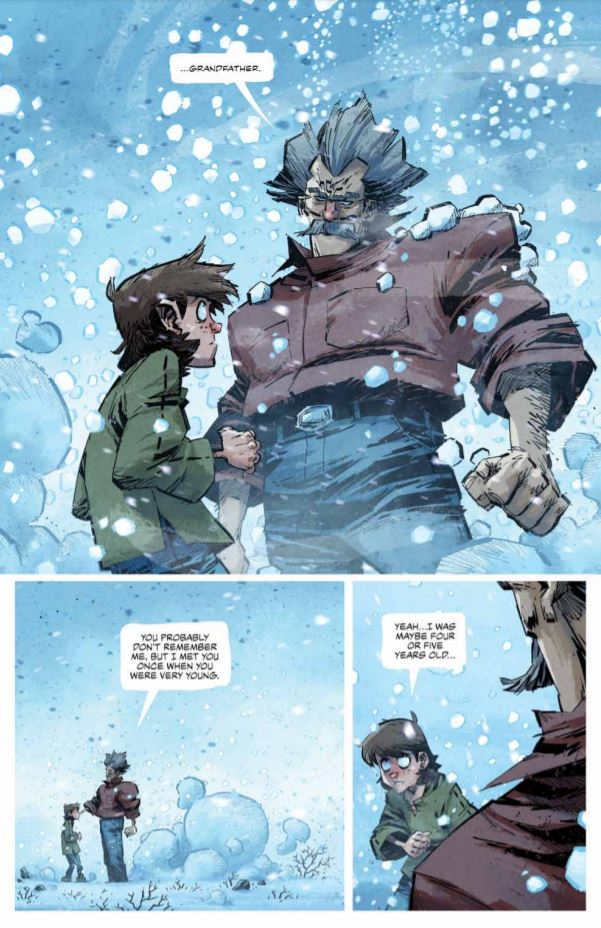 Middlewest #10 review: the paternal influence