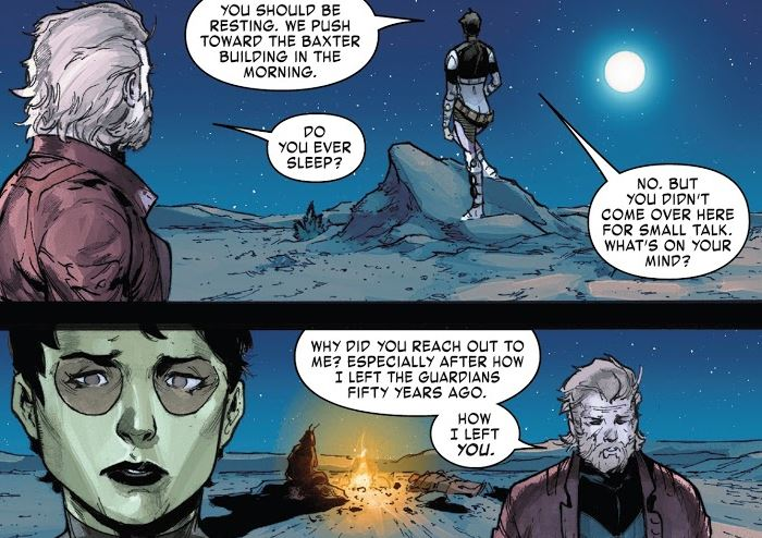 'Old Man Quill Vol. 1: Nobody's Fault But Mine' review