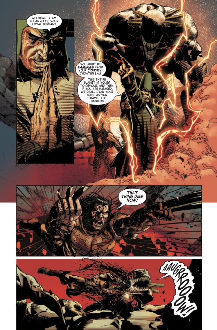 Marvel Preview: Savage Avengers #4