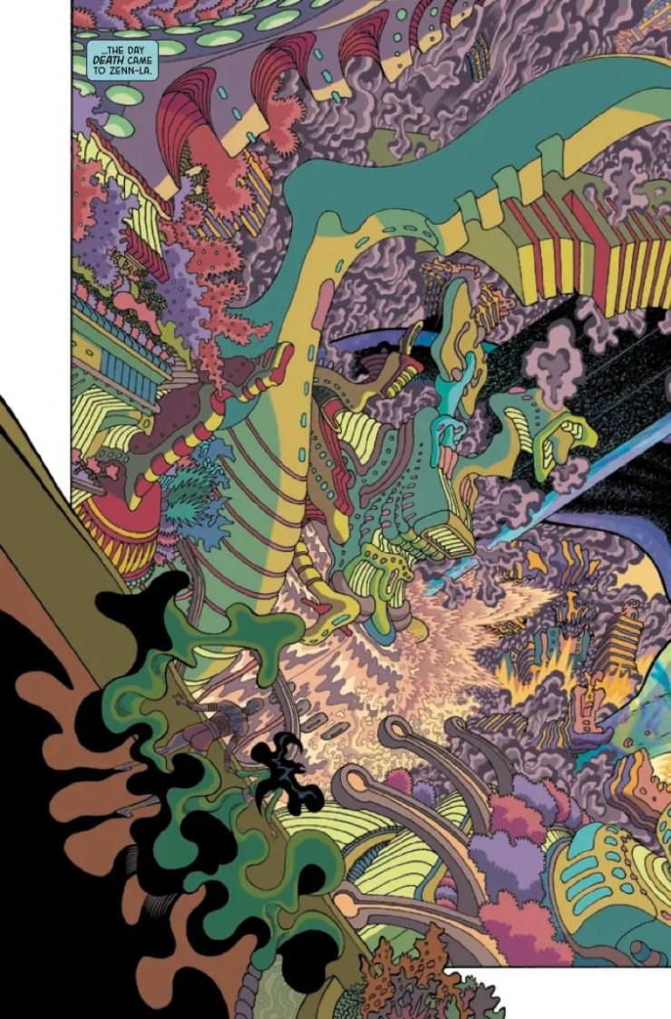 Marvel Preview: Silver Surfer Black #3