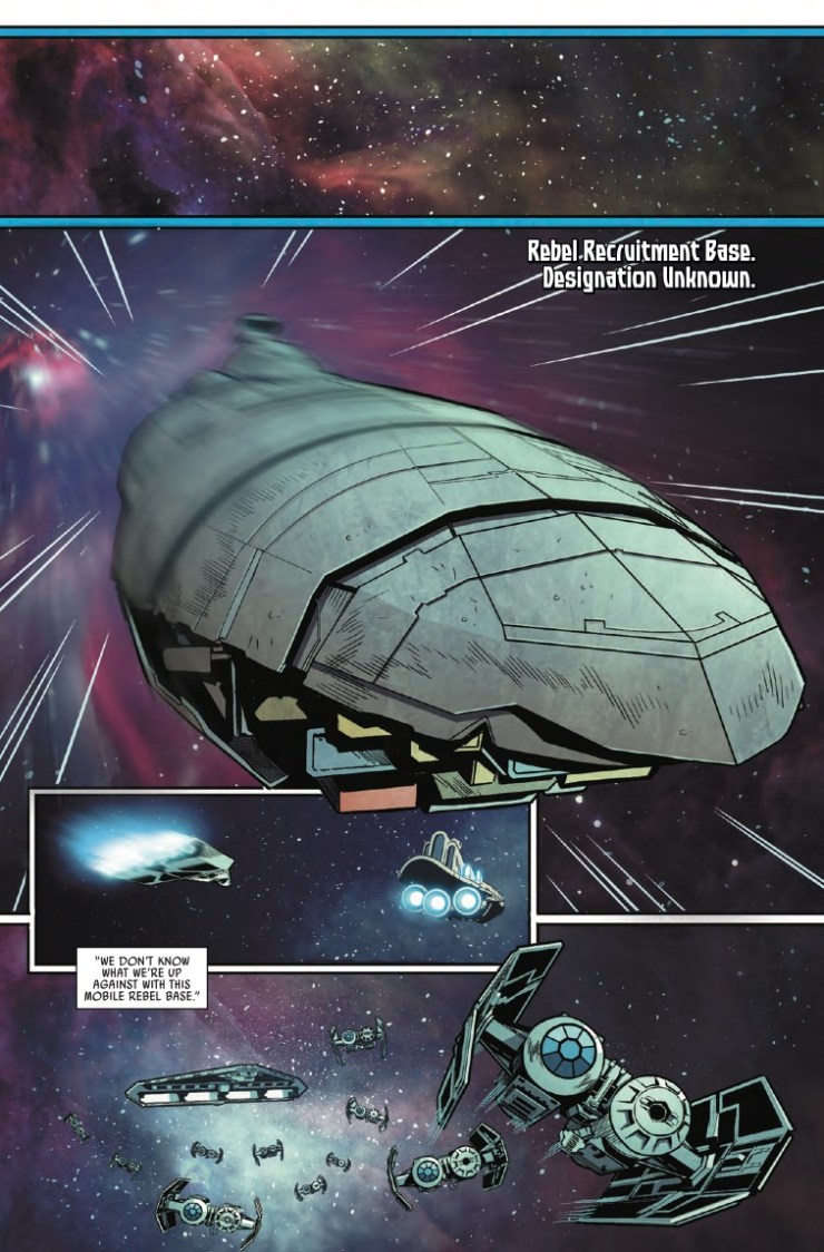Marvel Preview: Star Wars: TIE Fighter #5