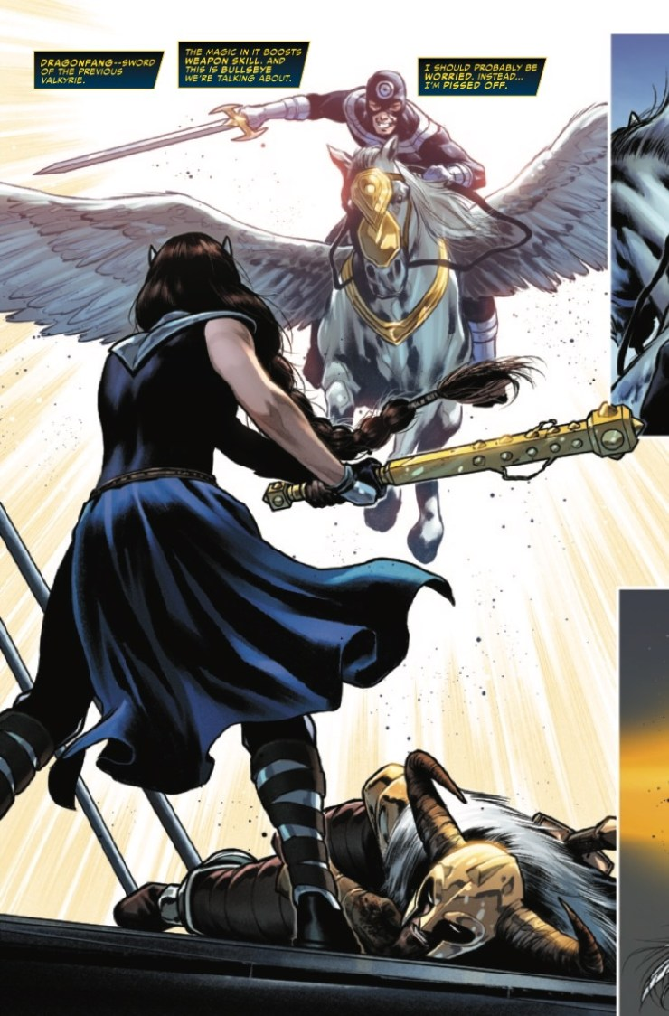 Marvel Preview: Jane Foster: Valkyrie #2