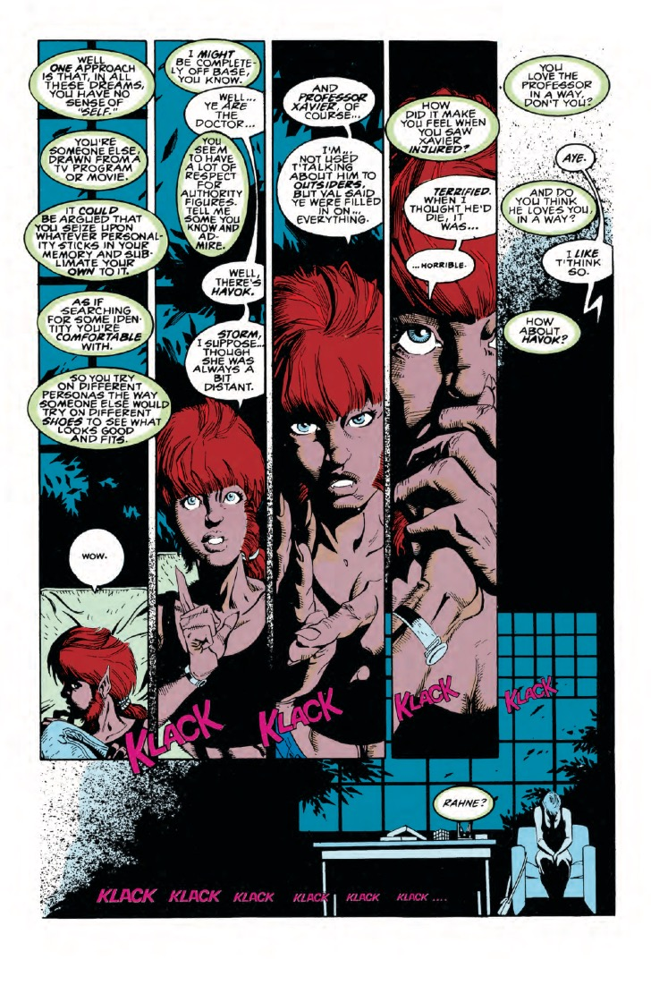 Marvel Preview: X-Factor (1986-1998) #87: Facsimile Edition