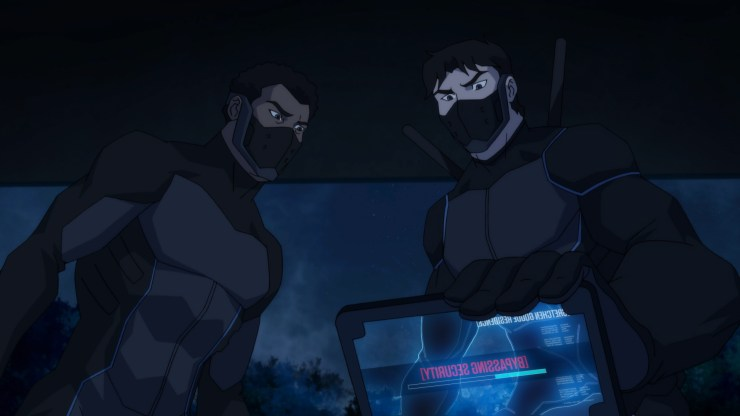 "Young Justice: Outsiders — Episode 21: ""Unknown Factors"" review"