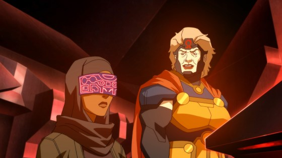 """Young Justice: Outsiders — Episode 23: """"Terminus"""" Review"""