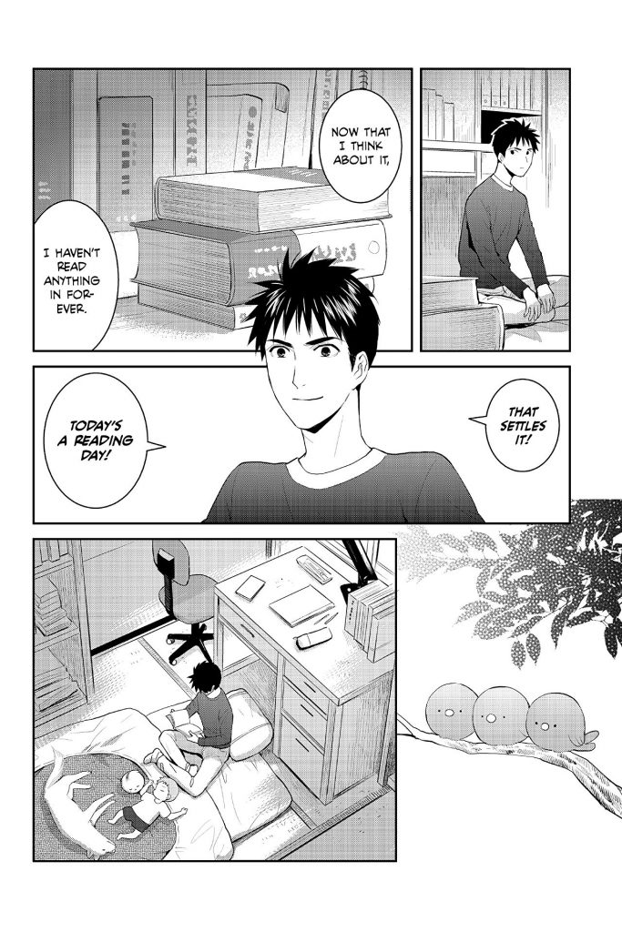 Elegant Yokai Apartment Life Vol. 14 Review