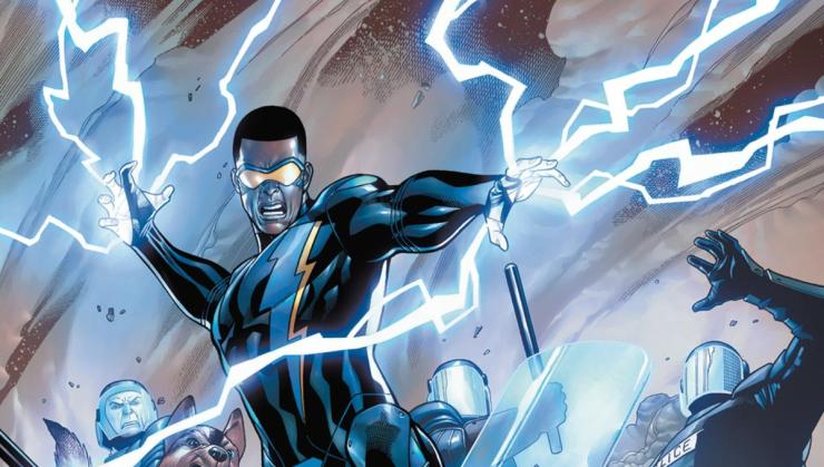 Tony Isabella on the creation of Black Vulcan and idea theft