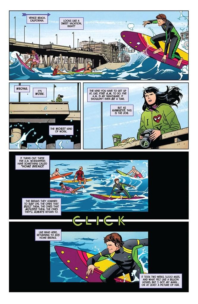 'Hawkeye: Private Eye' TPB Review