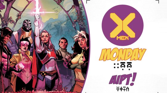 It's our milestone 25th X-Men Monday, with special guests Gerry Duggan, Benjamin Percy, Bryan Edward Hill and Tini Howard!