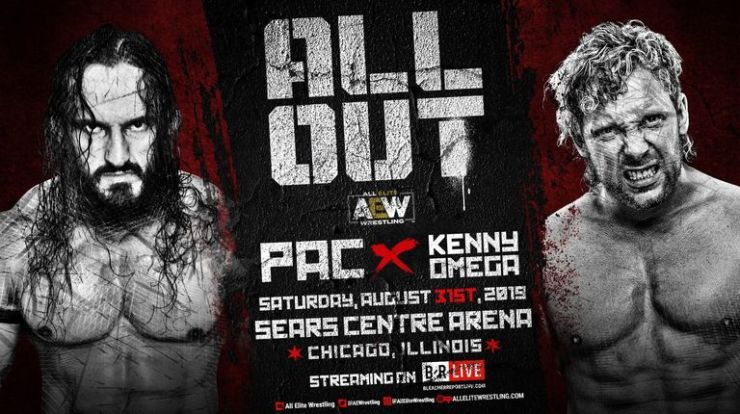AEW All Out card and start time