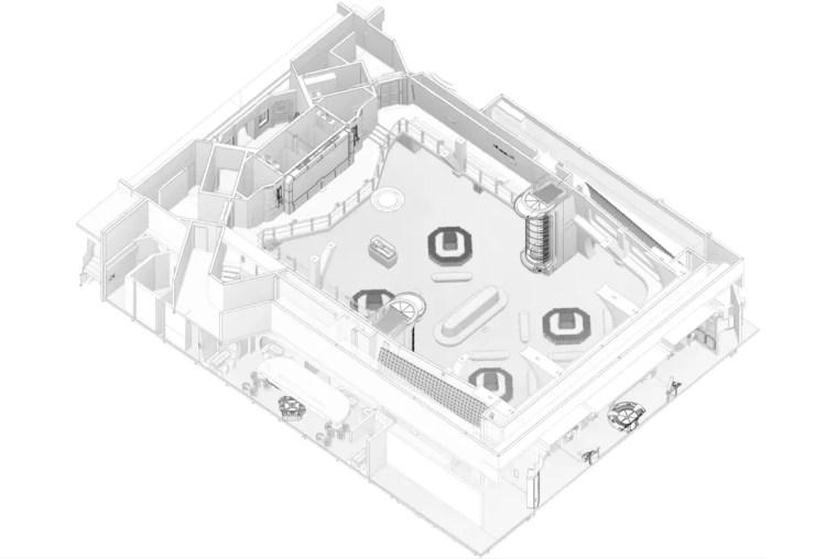 Concept art revealed for Star Wars: Galactic Starcruiser hotel at Walt Disney World