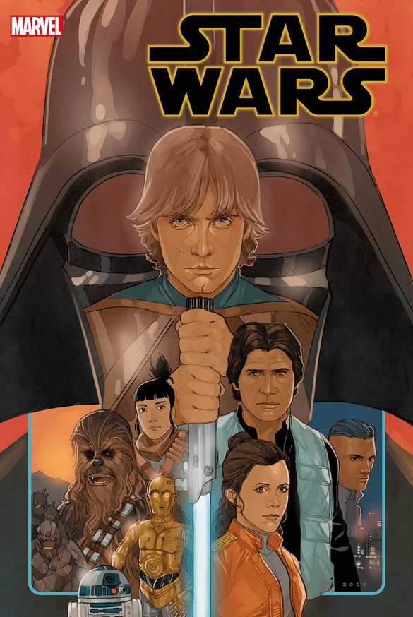 Marvel's Star Wars series will come to an end in November