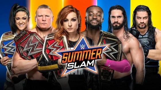 WWE 2019 SummerSlam results