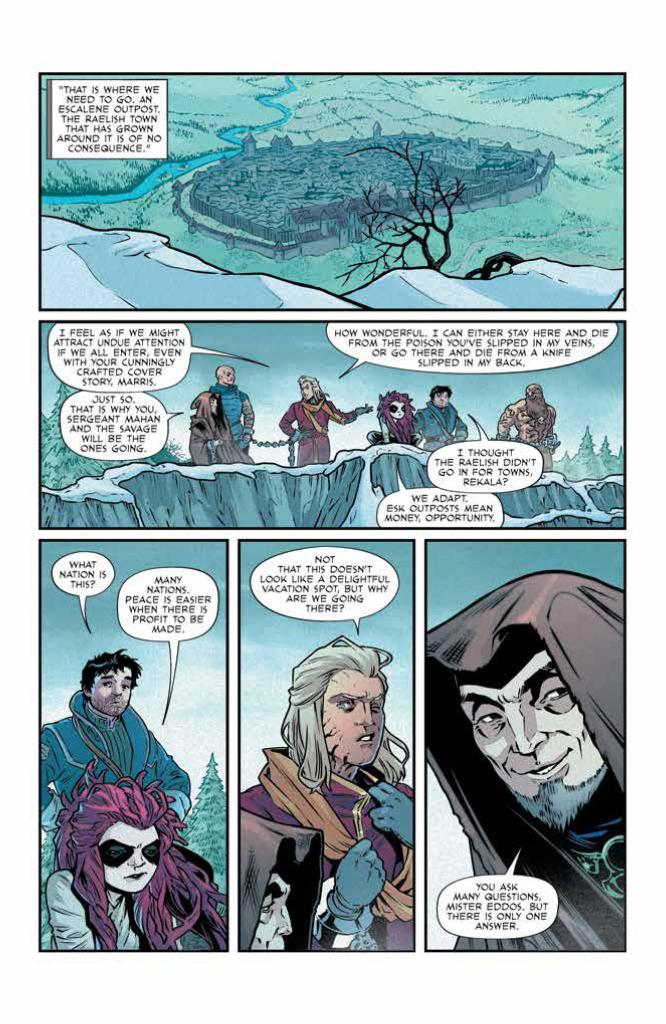 Reaver #3 review