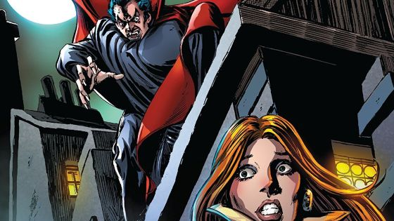 Tomb of Dracula: The Complete Collection Vol. 3 Review