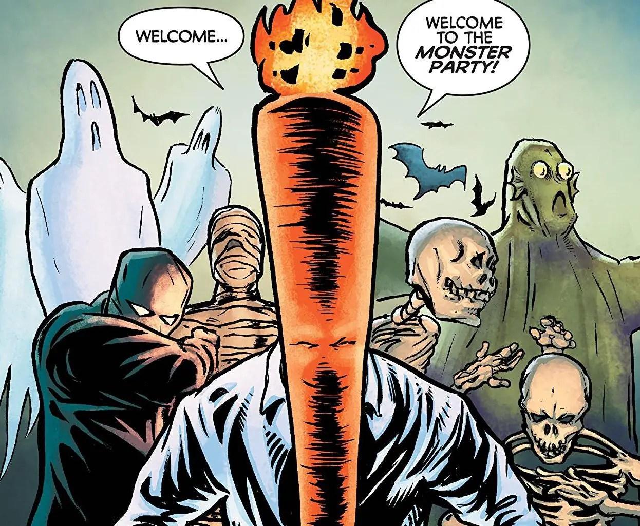 Flaming Carrot Comics Omnibus 1 Review