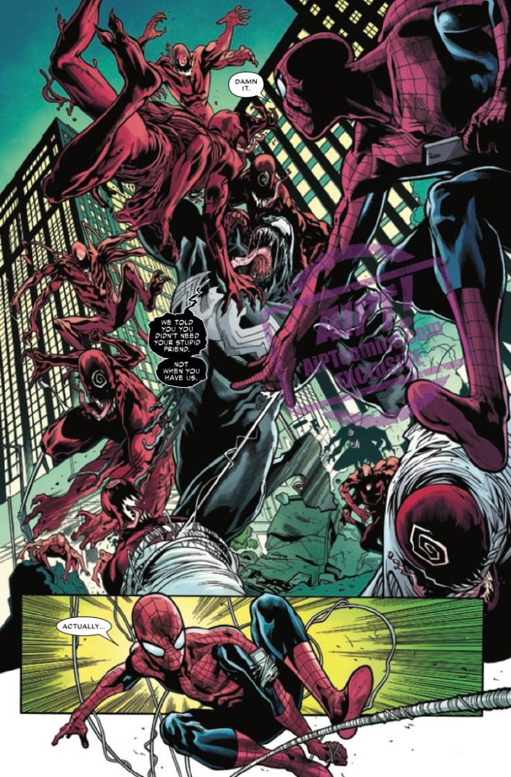 EXCLUSIVE Marvel Preview: Absolute Carnage Vs. Deadpool #2