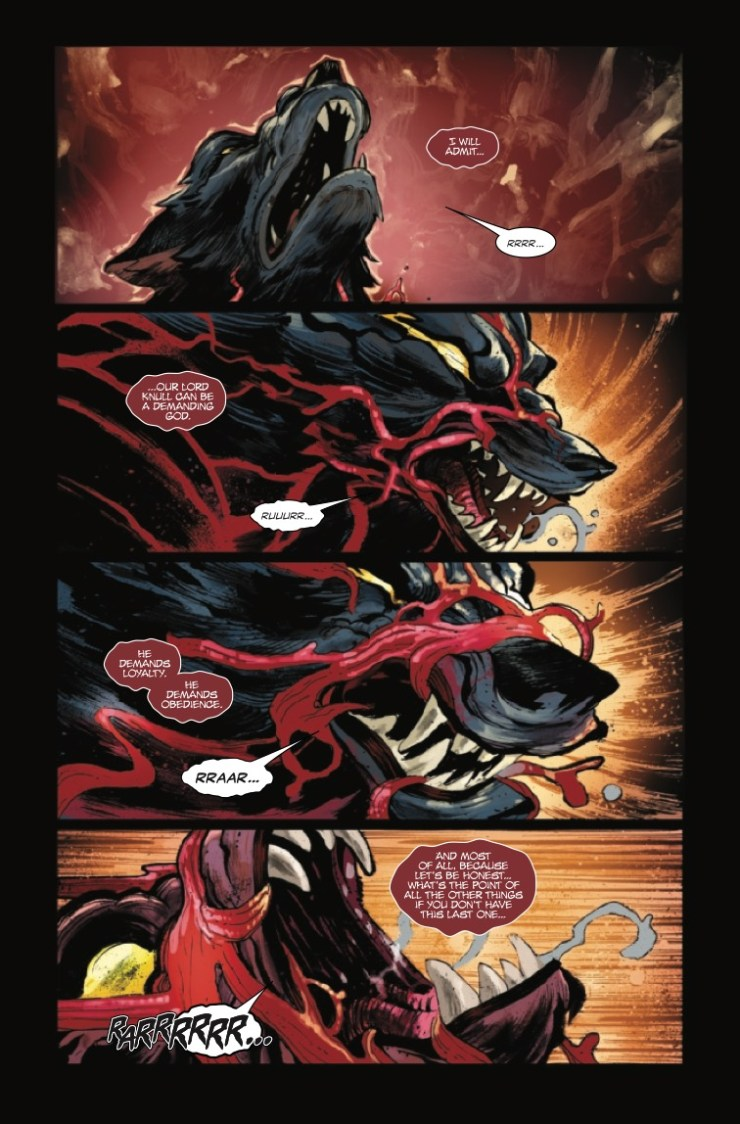 Marvel Preview: Absolute Carnage: Lethal Protectors #2