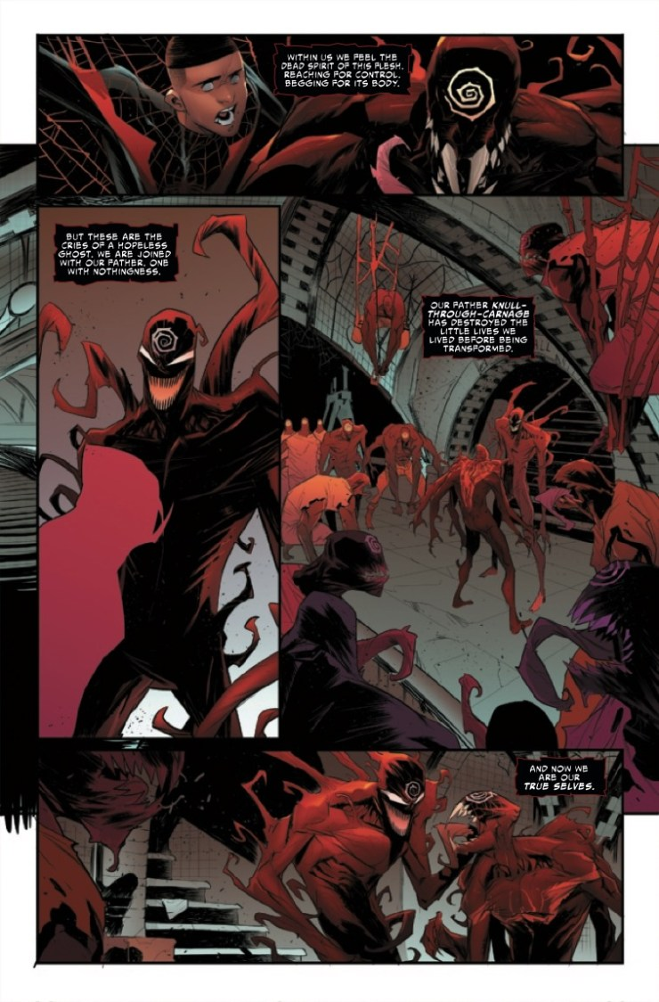 Marvel Preview: Absolute Carnage: Miles Morales (2019) #2 (of 3)