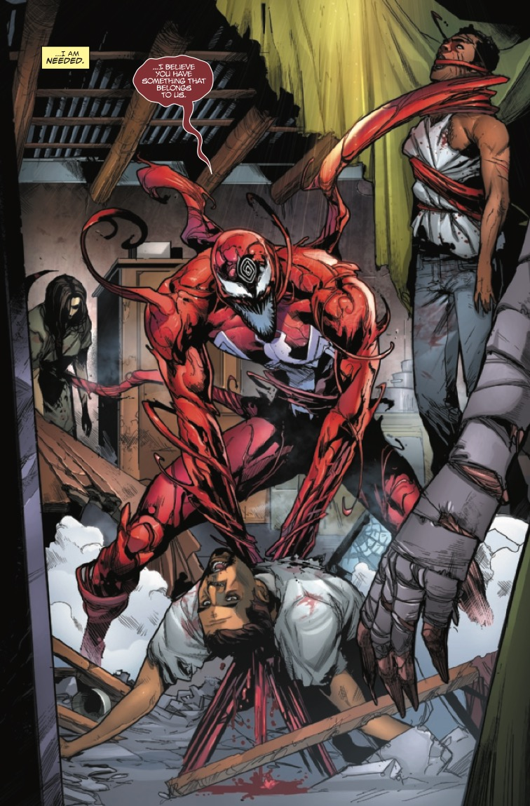 Absolute Carnage:The Immortal Hulk and Other Tales review