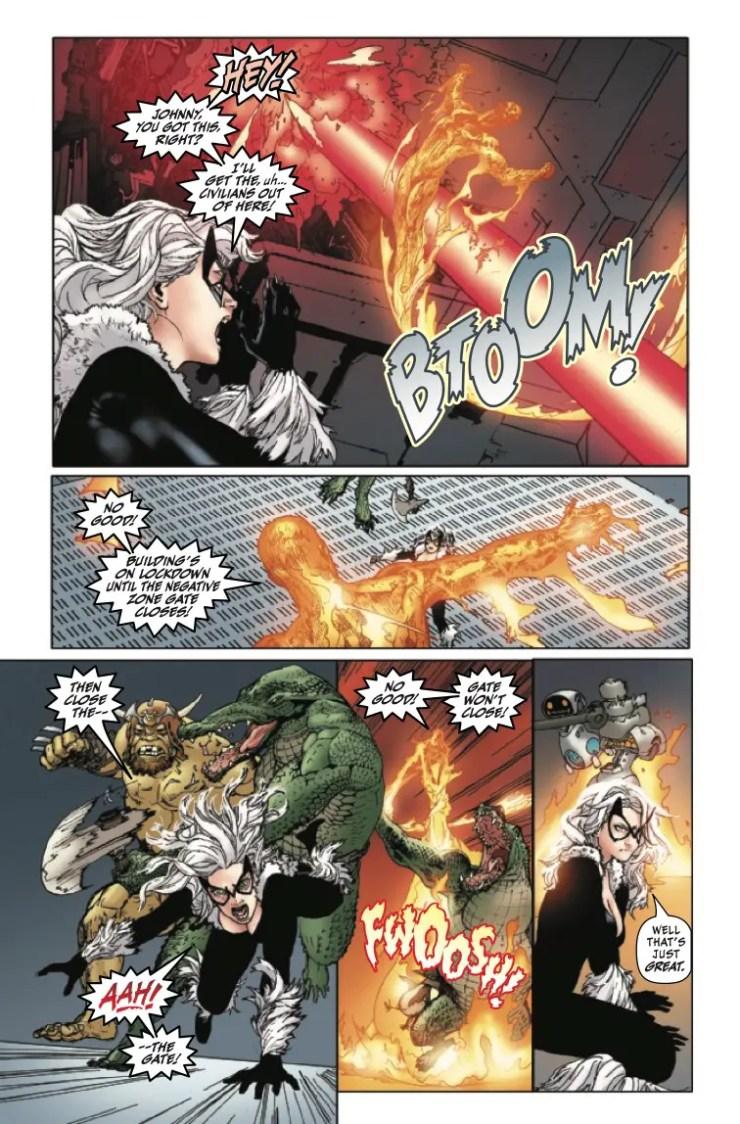 Marvel Preview: Black Cat #5