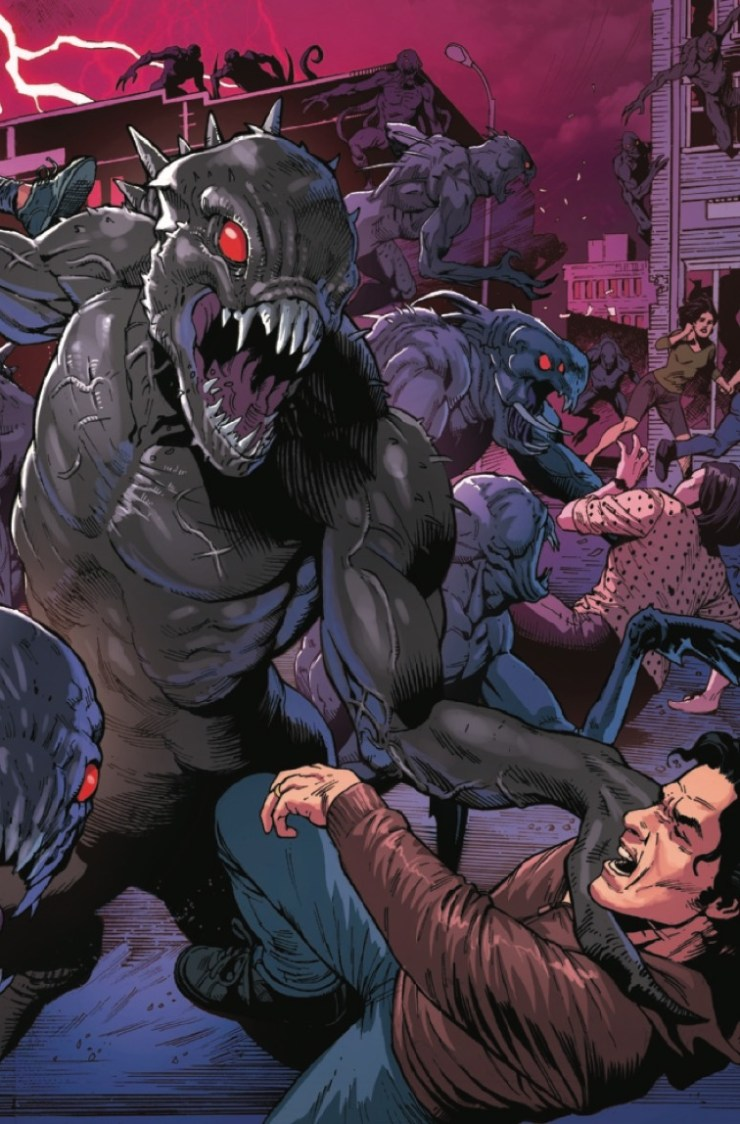 Marvel Preview: Black Panther and the Agents of Wakanda #1