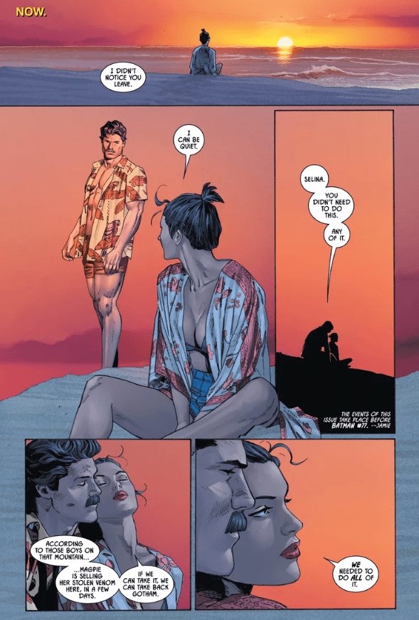 Batman #79 review: the boat or the street?