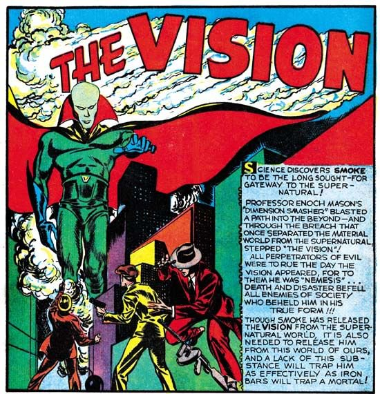 3 things I learned from 'Marvel Visionaries: Jack Kirby' TPB