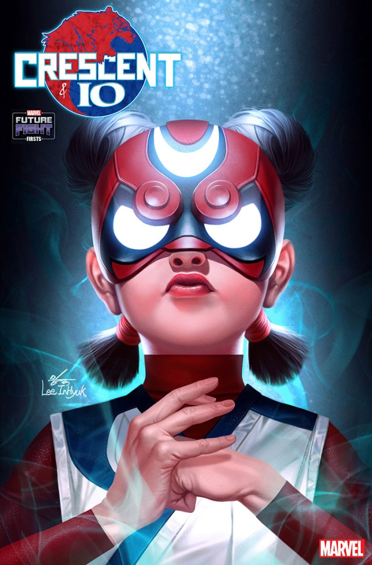 First Look: Marvel's Future Fight Firsts covers by In-Hyuck Lee