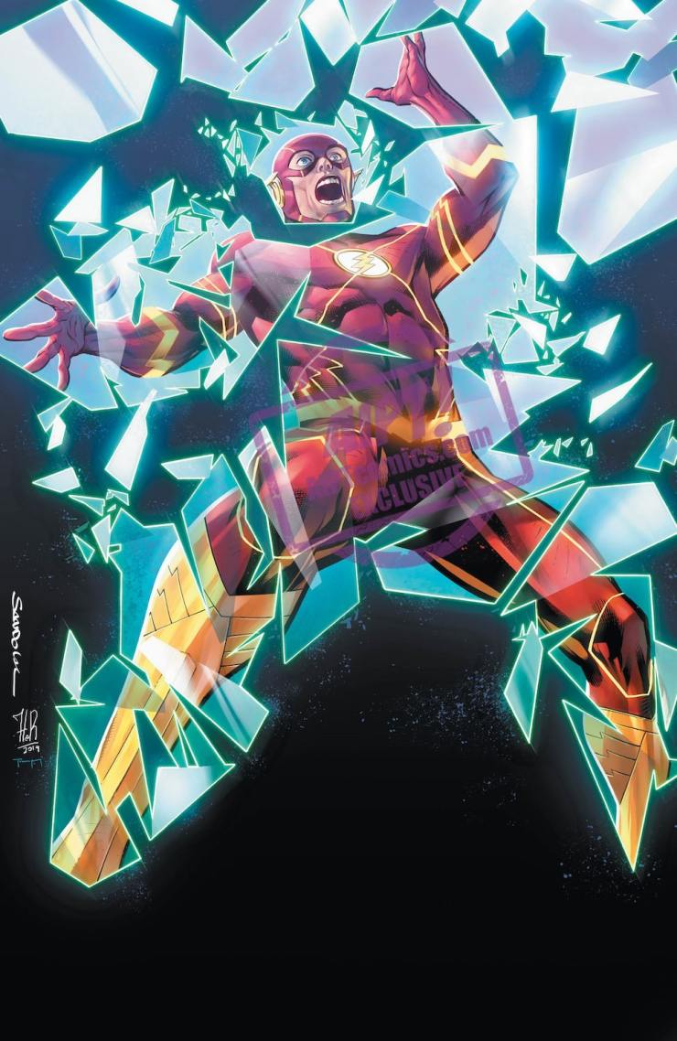 EXCLUSIVE DC Preview: The Flash #78