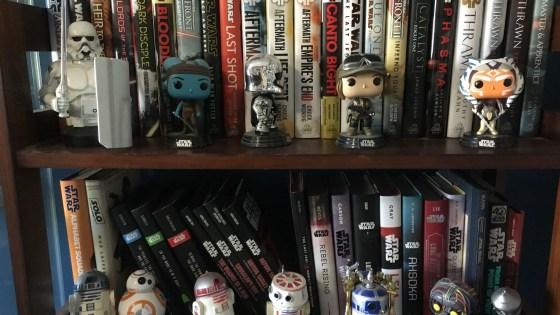 Star Wars canon novels