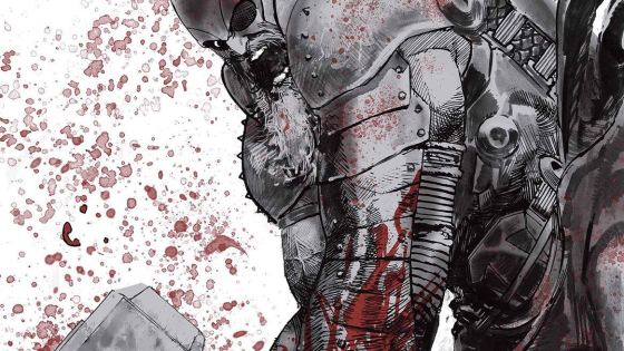 King Thor #1 review: An epic story dark in mood and spectacle