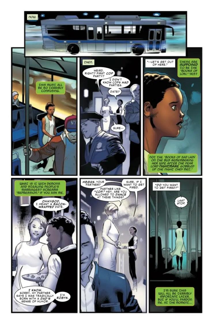 Marvel Preview: Loki #3