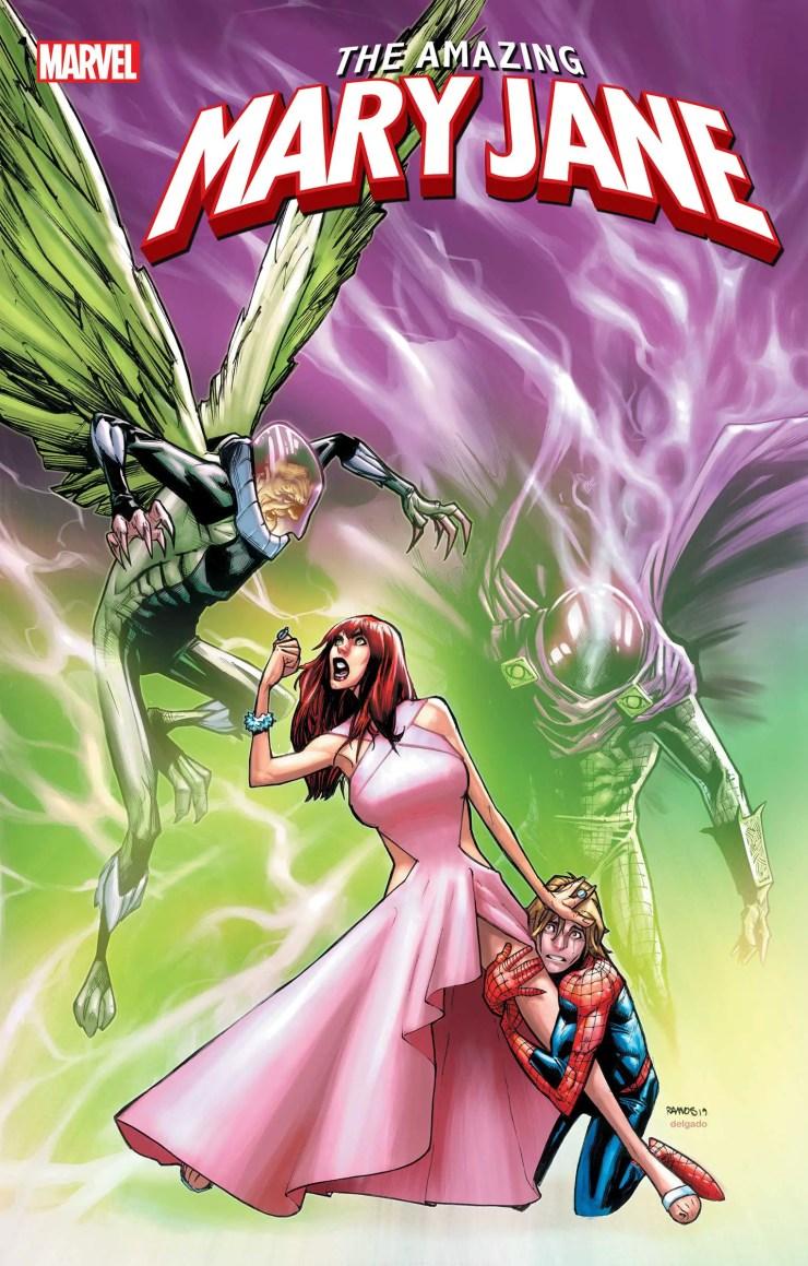 Get a sneak peek at Marvel Comics' December 2019 comics and cover art.