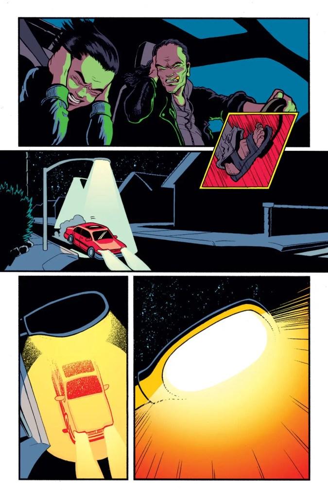 Midnight Vista #1 Review: Alien Abduction