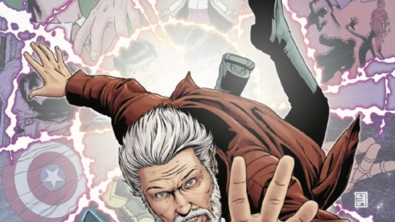 OUT OF TIME! PETER QUILL has failed – the Ultimate Nullifier is no longer in the Baxter Building, and without it, there's no hope of stopping GALACTUS. If only he could go back in time and steal it from REED RICHARDS...Why can't he? Because if Quill goes into the timestream, all of space-time is at risk! But when has a longshot stopped STAR-LORD?