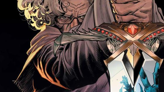Once and Future #2 review: King Arthur