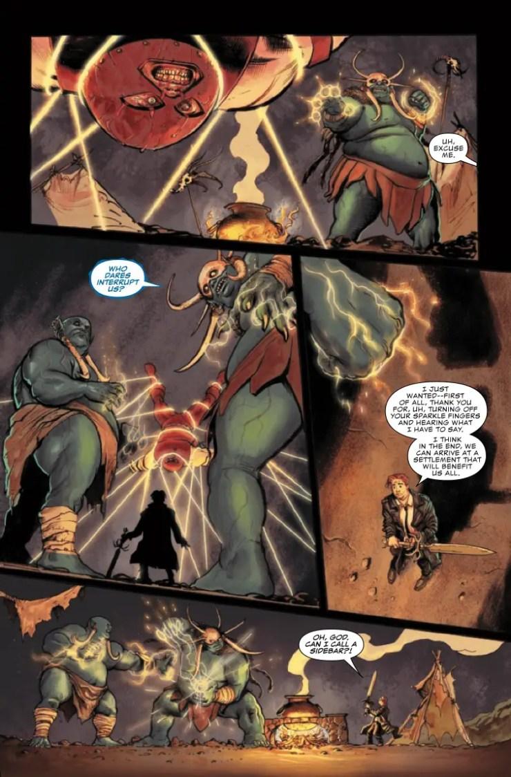 Marvel Preview: Punisher Kill Krew #3