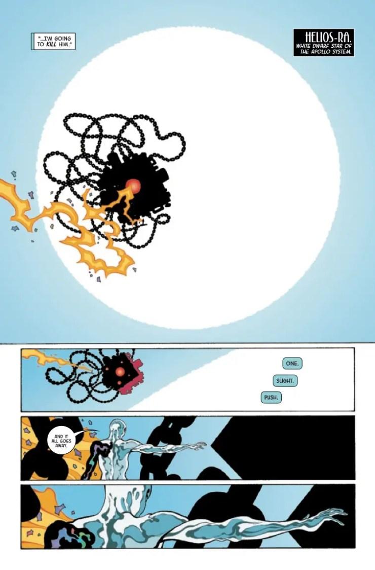Marvel Preview: Silver Surfer: Black #4