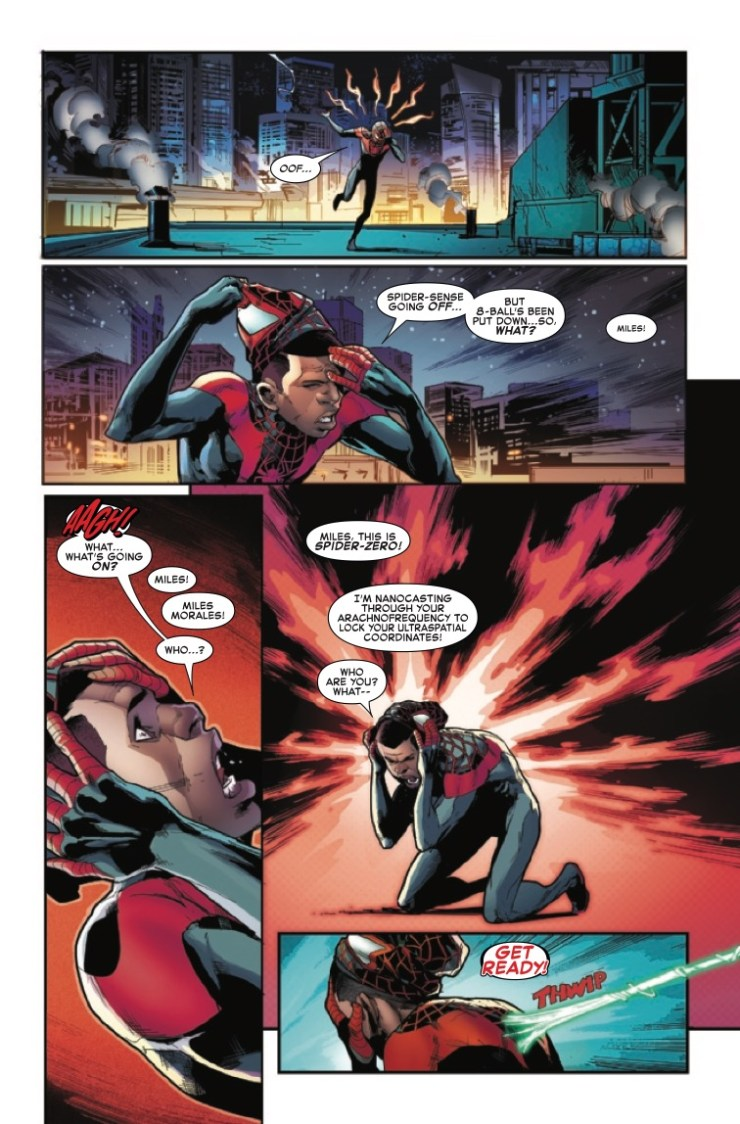 Marvel Preview: Spider-Verse #1