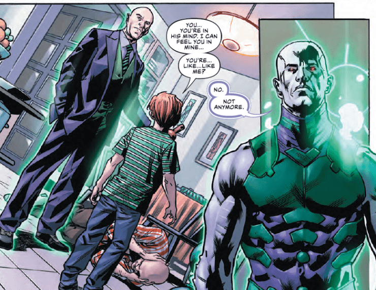 Lex Luthor: Year of the Villain #1 Review