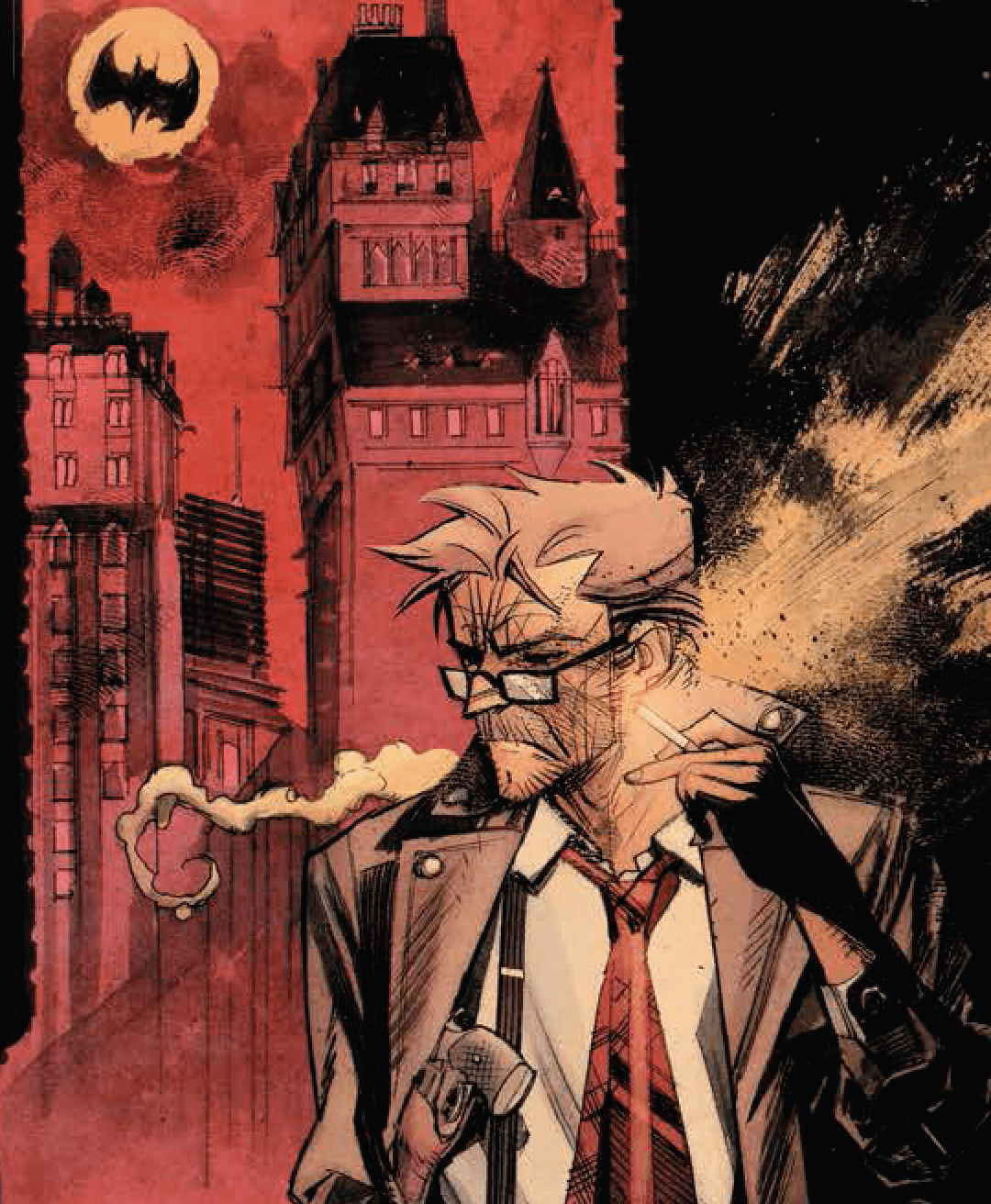 Batman: Curse of the White Knight #3 Review