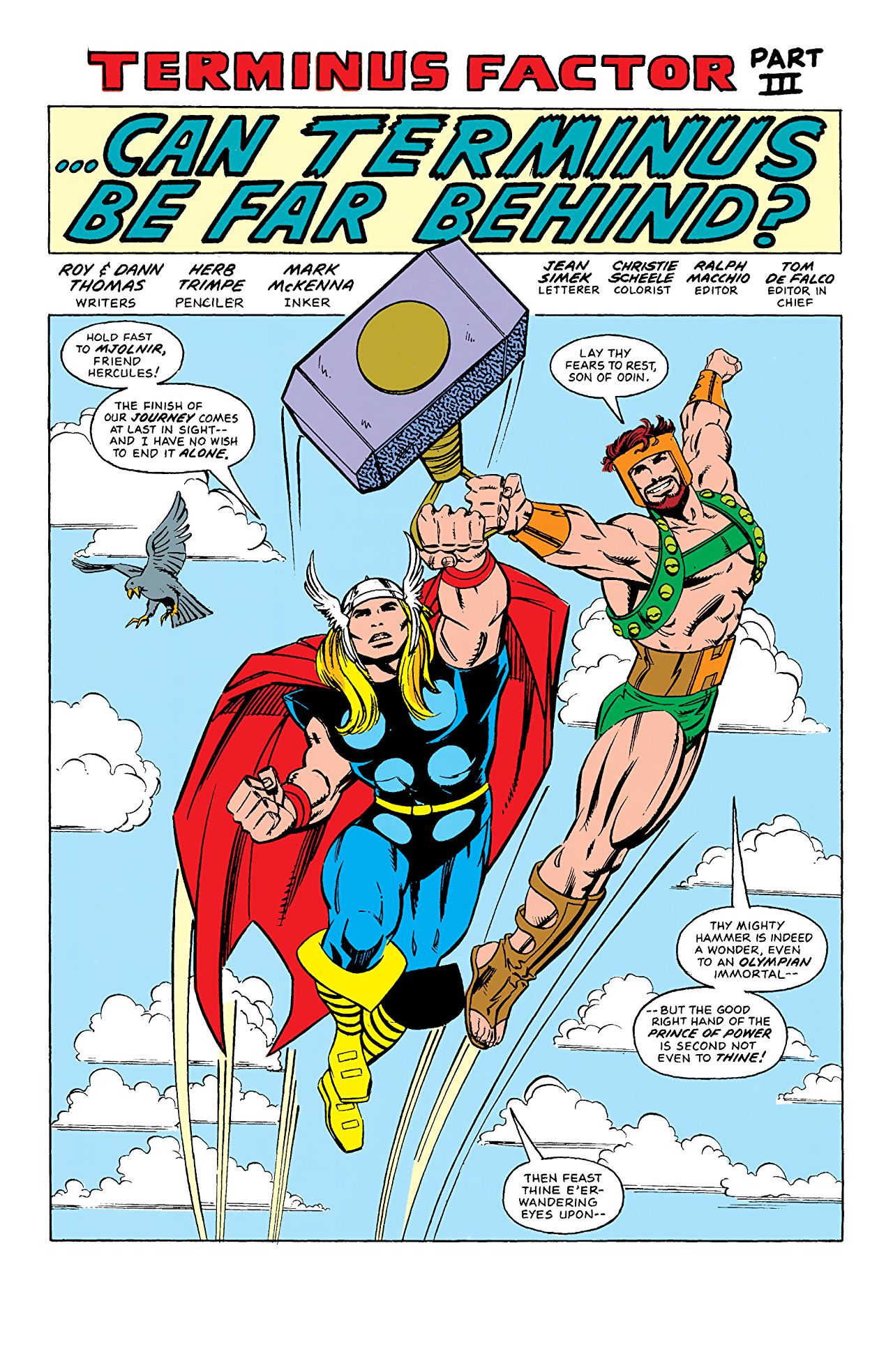 3 Big Takeaways: Thor Epic Collection: The Black Galaxy