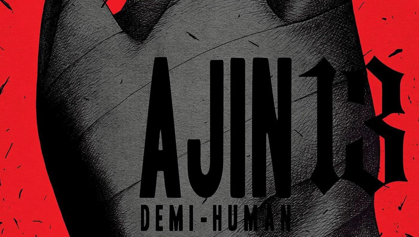 Ajin: Demi-Human Vol. 13 Review