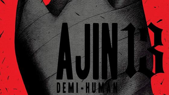 Ajin: Demi-Human Vol. 13 Review