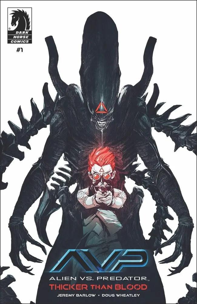 Dark Horse announces 'Alien vs. Predator: Thicker Than Blood'