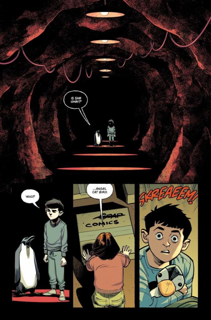 Fight Club 3 #9 review: a brief history of nonsense
