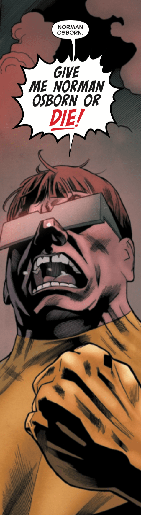 Is this Superior Spider-Man's Brand New Day moment in 'Superior Spider-Man' #11?