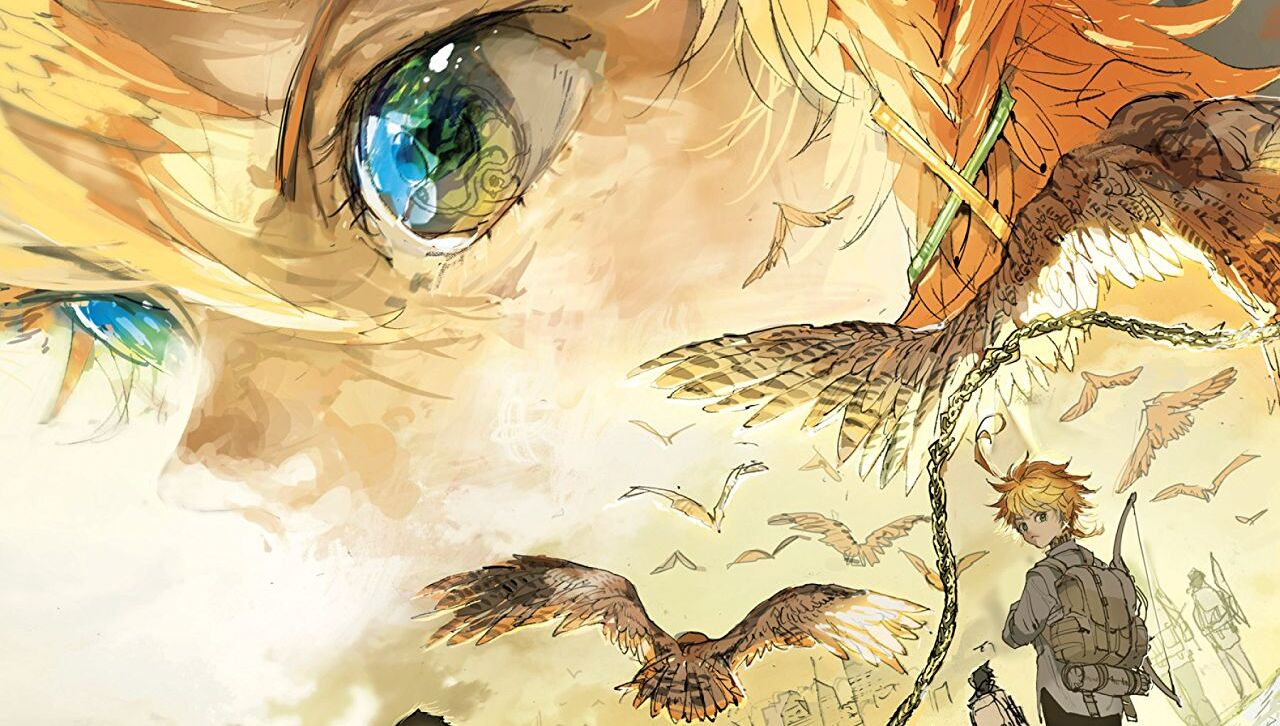 The Promised Neverland Vol. 12 Review