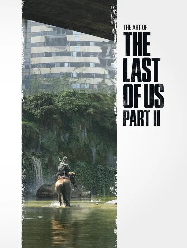 Dark Horse announces The Art of The Last of Us Part II